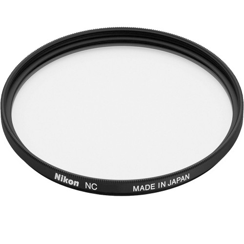 Nikon NC 62mm Cleare Filter