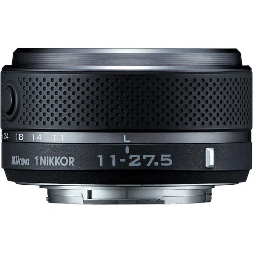 1 Nikkor 11-27.5Mm F/3.5-5.6 For CX Format (Black)