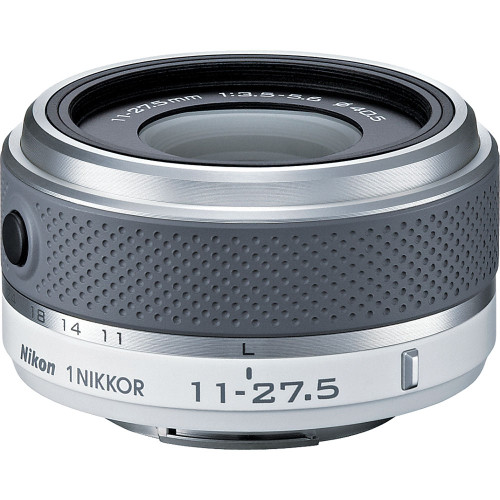 1 Nikkor 11-27.5Mm F/3.5-5.6 For CX Format (White)