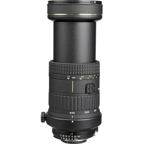 Tokina 80-400mm F/4.5-5.6 AF-D For Nikon