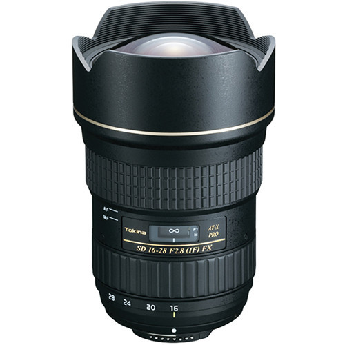 16-28mm f/2.8 ATX Pro FX Zoom Lens for Canon