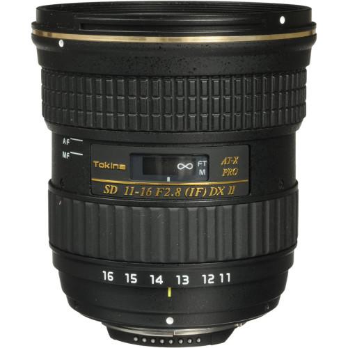 Tokina 11-16mm f/2.8 Pro DX II Digital Zoom Lens for Nikon