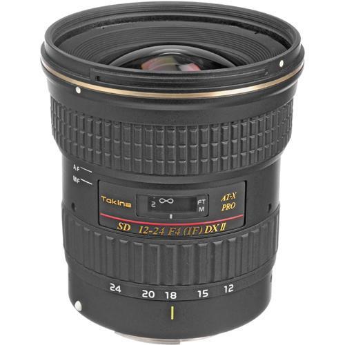 12-24Mm F4 AT-X124 PRODX II F/Nikon