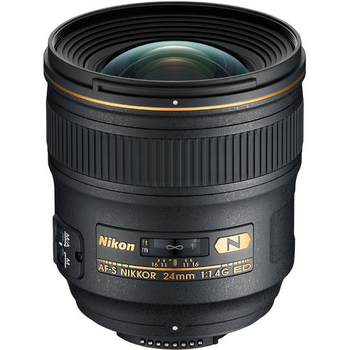 Nikon AF-S FX 24mm f/1.4G ED Nano