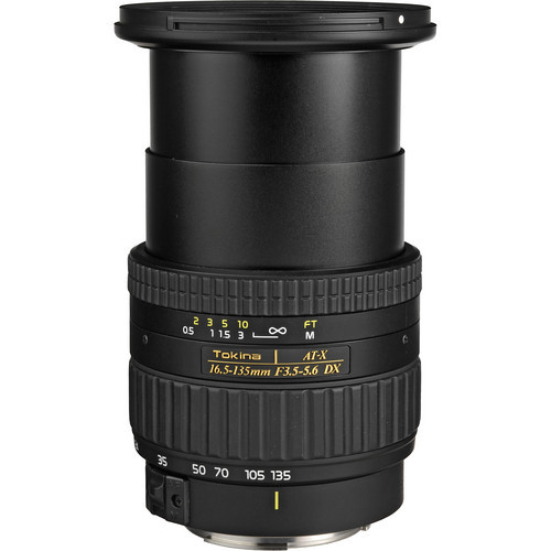 16.5-135MM F/3.5-5.6 AT-X DX AF Lens F/Canon
