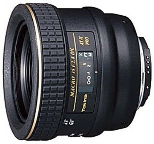 35MM F2.8 Macro PRO/DX For Canon