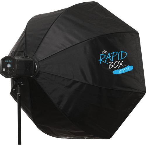 """Westcott Rapid Box 36""""XL W/ Alien Bees/Balcar Speedring"""