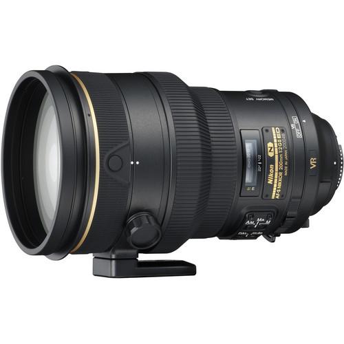 Nikon AF-S FX 200mm f/2.0G ED VR II