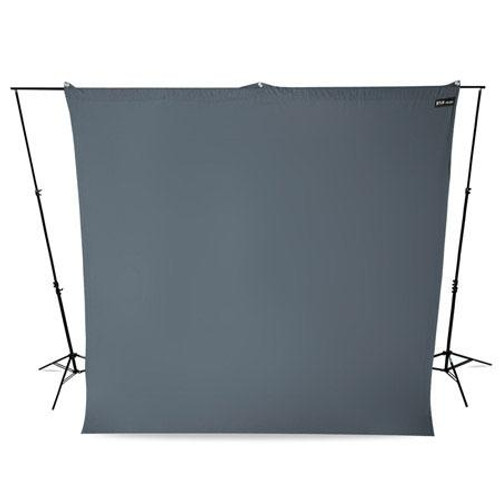 9 X 10' Wrinkle-Resistant Cotton (Gray)