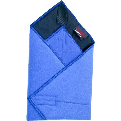 "11X11"" Color Coded Protective Wrap (Blue)"