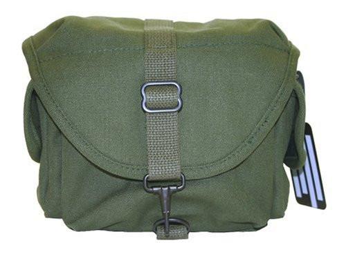 F-8 Small Shoulder Bag - Olive