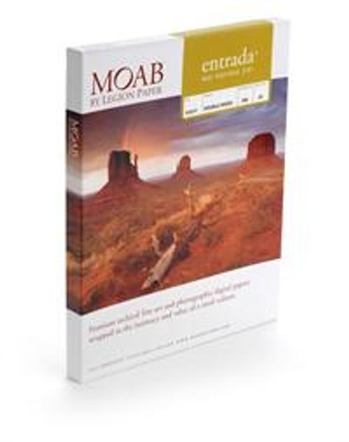 Moab Entrada Rag Natural 190-13X19 25 Sheet