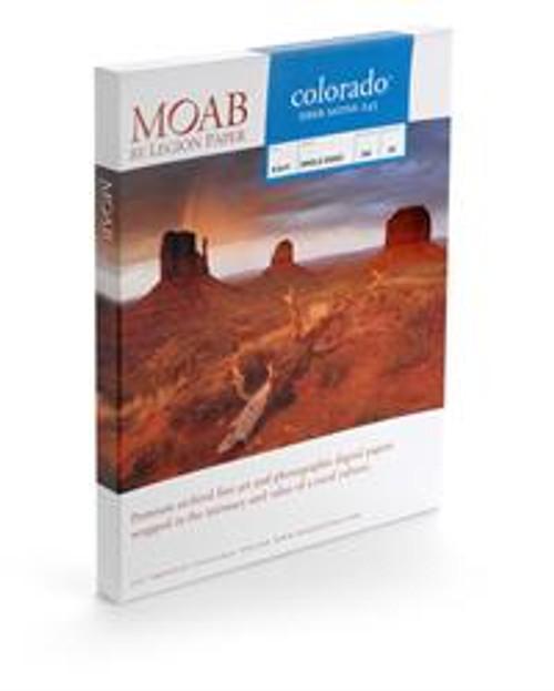 Colorado Fiber Satine 245Gsm 8.5X11- 25 Sheet