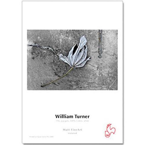 Hahnemuhle William Turner,25 sheets 11x17  190gsm