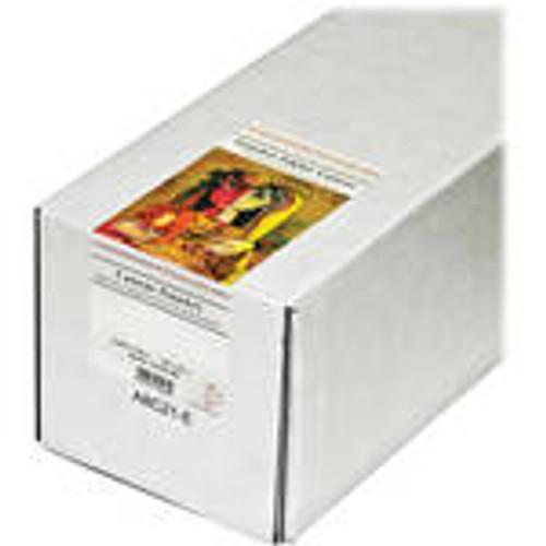 "Hahnemuhle 24"" x 12m Leonardo Canvas Roll, 390 gsm, 0.48mm Thickness, White"