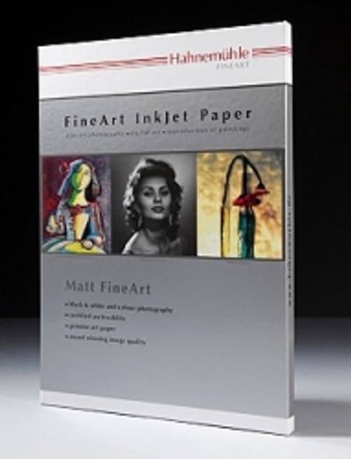 "William Turner Matte Fine Art 190Gsm 13X19"",25 Sh"