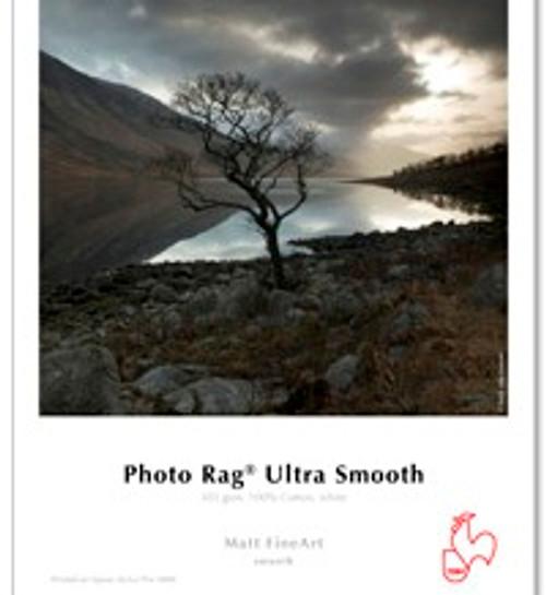 Photo Rag Smooth-8.5X11 20 Sheet