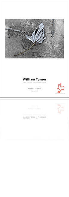 William Turner 310Gsm 24X39 1Roll ,3 Core