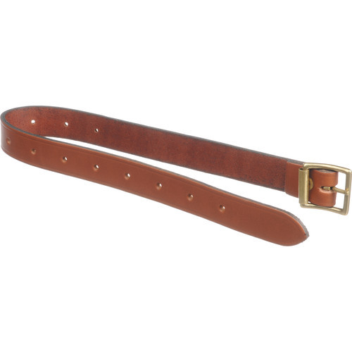 TSL Leather Tripod Straps (Tan, Set Of 2)