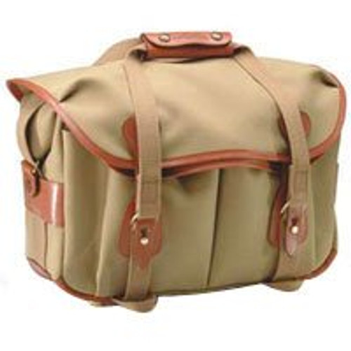 Billingham 306 Media System Bag (Khaki/Tan)