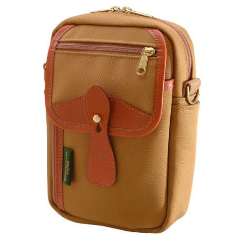 Stowaway Airline Bag (Khaki/Tan)
