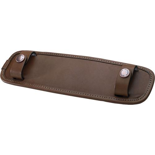 SP40 Leather Shoulder Pad (Tan)
