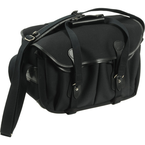 Billingham 335 Shoulder Bag (Black/Black)