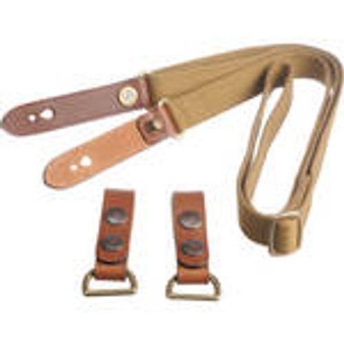Waist Strap W/ Attachment 521901-70-Black/Tan