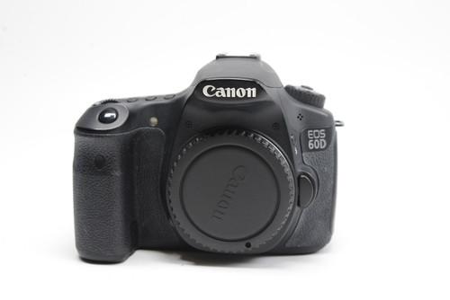 Pre-Owned - Canon EOS 60D SLR Camera Body