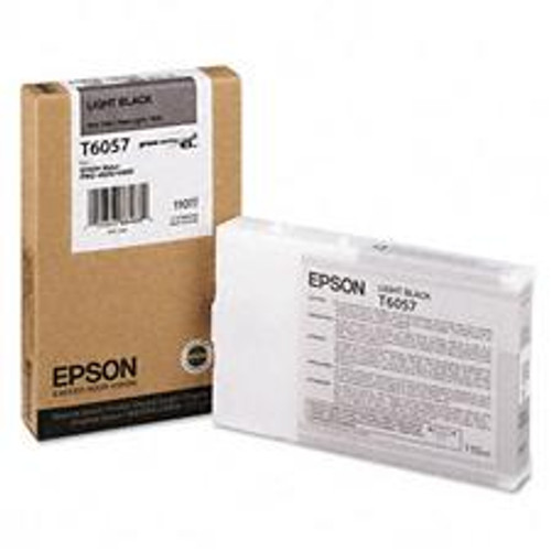 Epson  UltraChrome Light Black Ink Cartridge (110ml) For Epson Stylus Pro 7800, 7880, 9800 & 9880 Printers