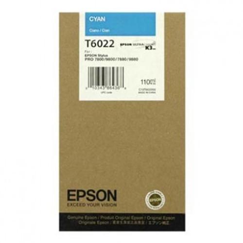 T6022/110Ml CYAN 7800/9800/7880/9880