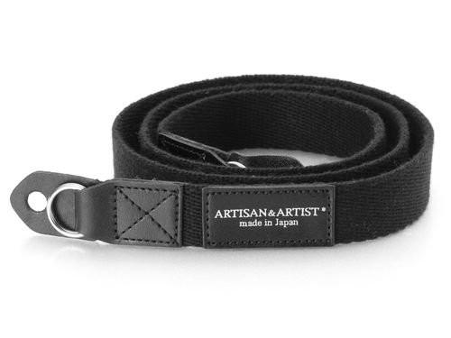 Artisan & Arist Strap Acrylic Black 102 ACAM-102