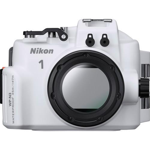 Nikon WP-N3 Waterproof Housing for Nikon 1 J4 or S2 Camera and NIKKOR 11-27.5mm or 10-30mm Lens