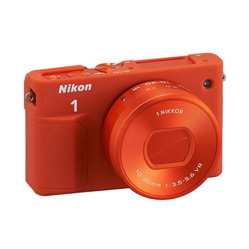 Nikon CF-N8000 Silicone Jacket for J4 Camera, Orange