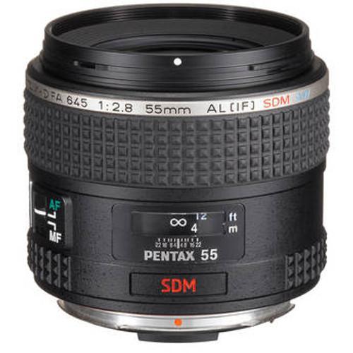 D FA 645 55Mm F2.8 AL[IF] SDM AW Lens