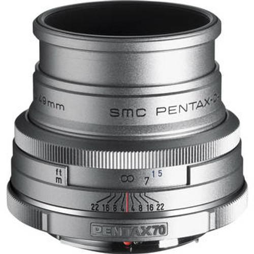 70mm F/2.4 SMCP-DA Limited Series (Silver)