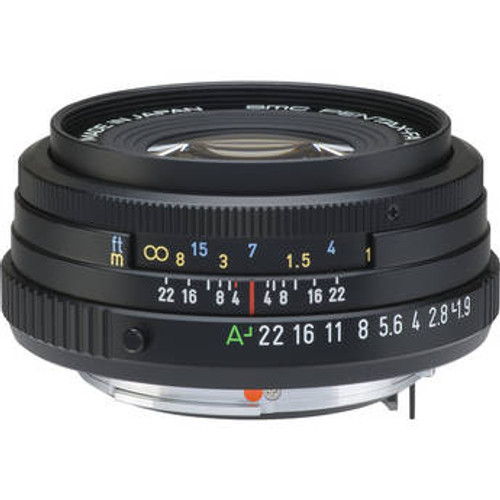 Pentax 43mm f/1.9 Limited SMCP-FA