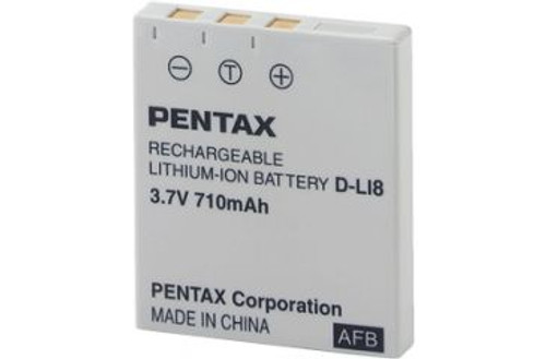 D-LI8 Rechargeable L-ION Battery F/Optio S