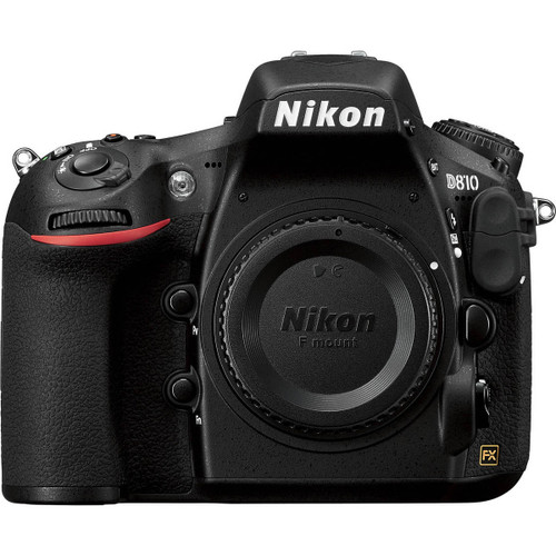 Nikon D810 DSLR Camera (Body Only)