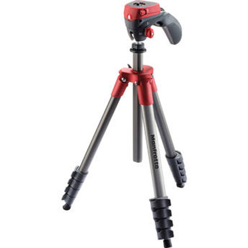 Manfrotto Compact Action-Red