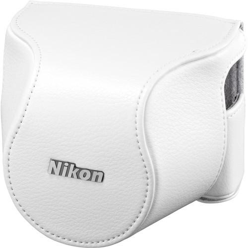 Nikon CB-N2210SA Body Case Set (White) for Nikon 1 J4 or Nikon 1 S2