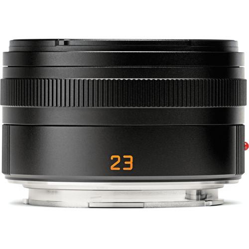 Leica Summicron-TL 23mm f/2.0 ASPH Lens (Black)