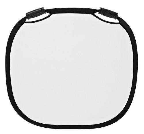 "Profoto 31.49"" / 80cm Medium Collapsible Reflector, White/Silver"