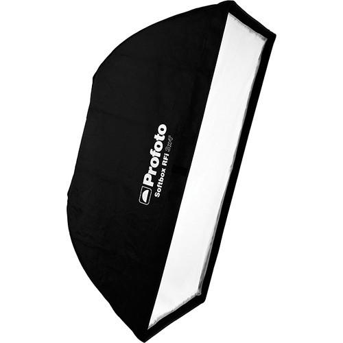 Profoto 254704 RFi 3 x 4 feet (90x120 cm) Softbox (Black)