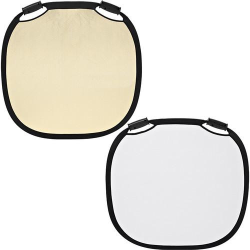 "Profoto 31.49"" / 80cm Medium Collapsible Reflector, SunSilver/White"