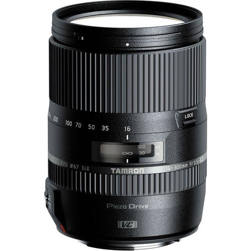 Tamron 16-300mm F/3.5-6.3 Di II VC PZD Macro Lens For Nikon