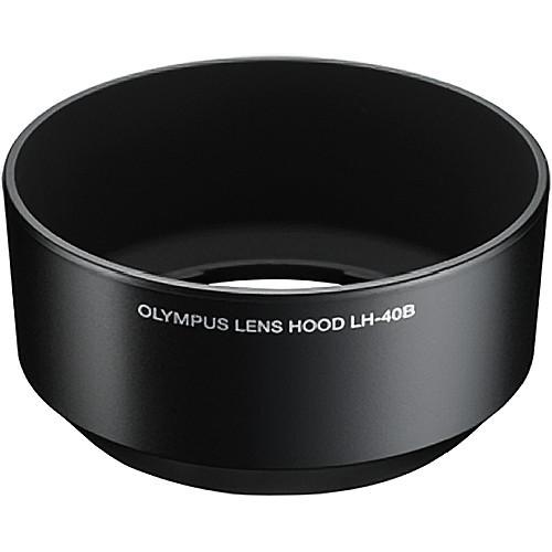 LH-40B Lens Hood for 45mm f/1.8  Black