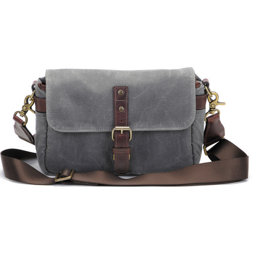ONA Bowery Shoulder Bag Insert (Smoke)