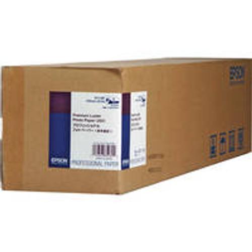 """Epson Premium Luster For Inkjet - 24""""X100'"""