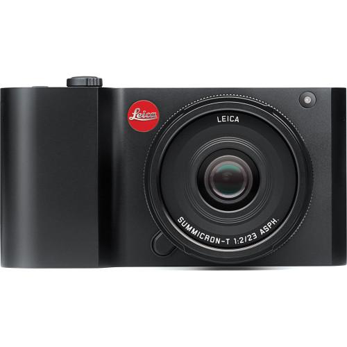 Leica T (Typ 701) Mirrorless Digital Camera Body (Black)